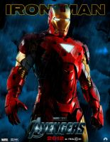 Avengers: Iron man by agustin09