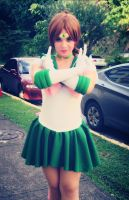 Sailor Jupiter by Windelle