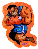 Balrog by edbot5000