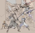 Tactics Ogre-PSP by QAZIERU