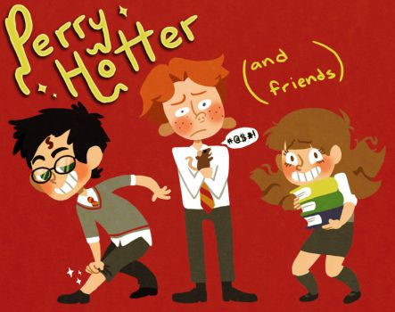 Perry Hotter (than you) by kittypretzels15