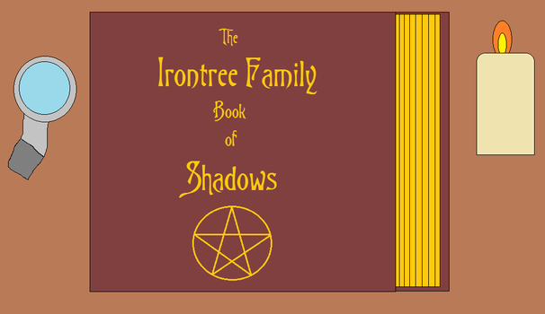 Irontree Book Cover by princeoffreaks203