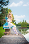 Alice's World (Sakizou Vr.) - Alice by oShadowButterflyo