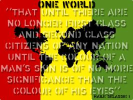 One World by ramsss