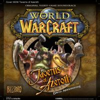 WOW: Taberns of Azeroth Alt. Cover by IvanValladares