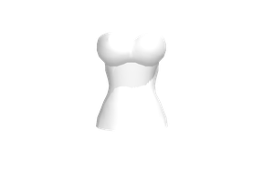 MMD Nakao Tube Top DL by 2234083174
