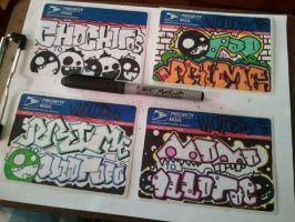 sticker crew by Emoneytaggs