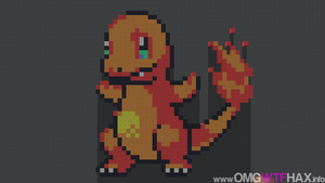 Minecraft - Charmander by shadex00x