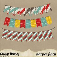 Cheeky Monkey Freebie 2 by harperfinch