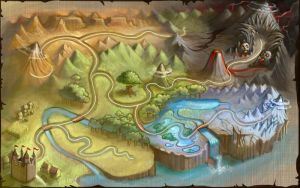 Map by oneKATIE