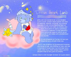 Dream Heart Lamb by ThisCrispyKat