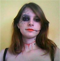 Make-up special effects by ShayeraLee