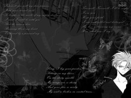 Another Kyo's wallpaper by Moonacre