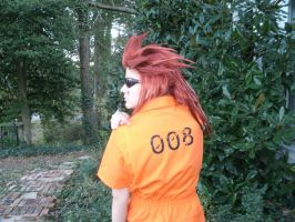Number 008, Axel by Neferahmose