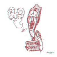 Rest in Penis Guf by meeshaone
