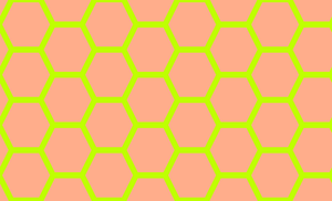 Honeycomb-254 (Grapefruit-Lime) by Trapped-Echoes