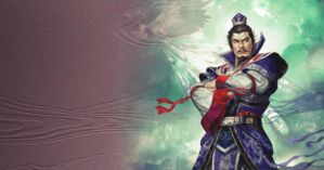 Cao Cao-Dynasty Warriors 5 Artwork by LordAries06
