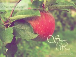 Once upon a time... Snow White by kumArts