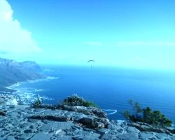 View from 'Lions Head' by Bohax