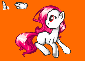 MLP Base Number 10-Darling. by JustWestOfWeird