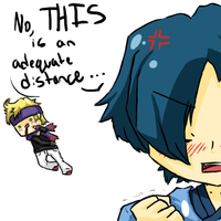 THIS IS AN ADEQUATE DISTANCE by Miss-Wisteria
