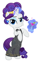 Sierra Maredre Rarity by PixelKitties