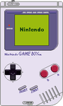 Nintendo Game Boy by BLUEamnesiac