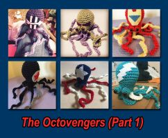 Octovengers Assemble (Part 1) by FlukeOfFate