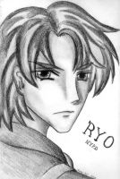 Ryo from FAKE by Caladria