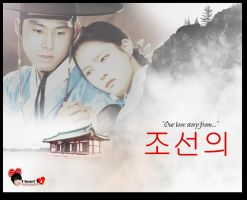 POSTER YUNJAE (JOSEON LOVE STORY) by valicehime