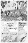 Ghostly Views, Page Four by ceruleanmacaw