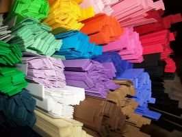Paper Rainbow by EtheriumProject