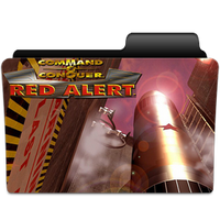 Game Folder - Command and Conquer Red Alert by floxx001