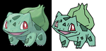 Geo Bulbasaur by OnyxheartedZAKBlover