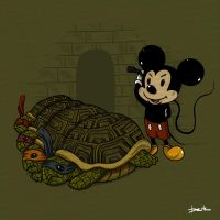 master mickey by berkozturk