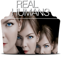 Real Humans | v2 by rest-in-torment