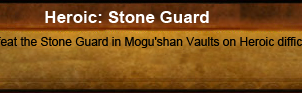 Heroic: Stone Guard by Ammeg88