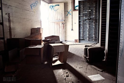 Abandoned Animal Research Institute III by PixyandTacobeans