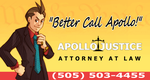 Better Call Apollo by ThisBirdTooHasFlown