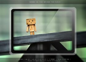 DANBO IN THE BRIDGE by MIATARI