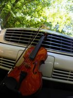 Play Me A Cadillac Tune No.1 by OutBack-Art