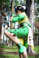 Toph bei Fong-the best earthbender! by meliwawa