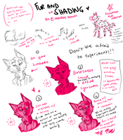Fur and Shading Tutorial??? by ContradictingCats