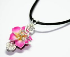 WIN THIS PERFUME PENDANT WITH NECKLACE by Create-A-Pendant