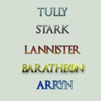 Game of Thrones Font Styles by damilepidus
