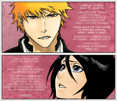 He changed her world - Ichiruki_476 by laia081