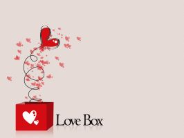 Love Box by pincel3d