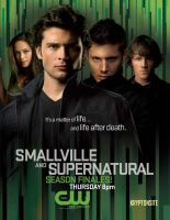 Smallville and Supernatural by Aleve