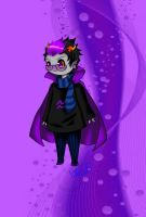 Commission: Eridan Ampora by MoonofTheGothicJinks