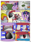 MLP FIM STARS Chapter-4 Stickers Page-54 by MultiTAZker